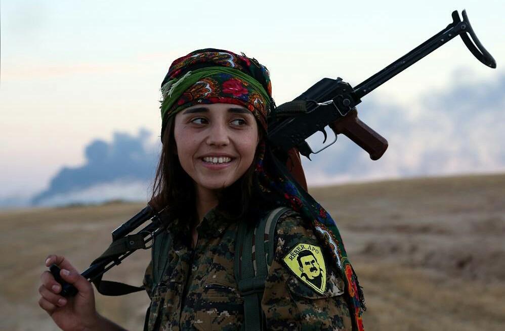 Ce qu'il se passe au Rojava